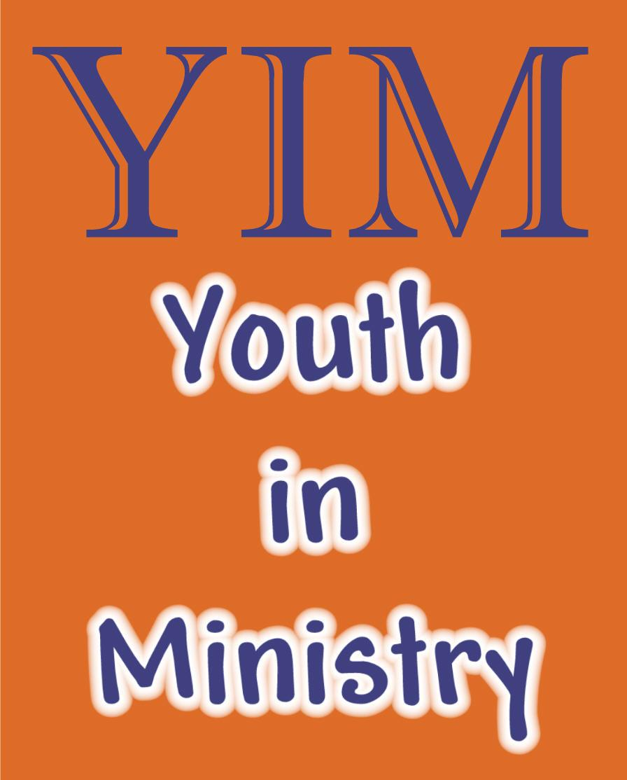 Youth in Ministry - Exercise your discipleship in parish ministry. Talk to any member of the pastoral team to get involved.