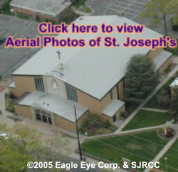 Click here for Aerial photos of St. Joseph's.